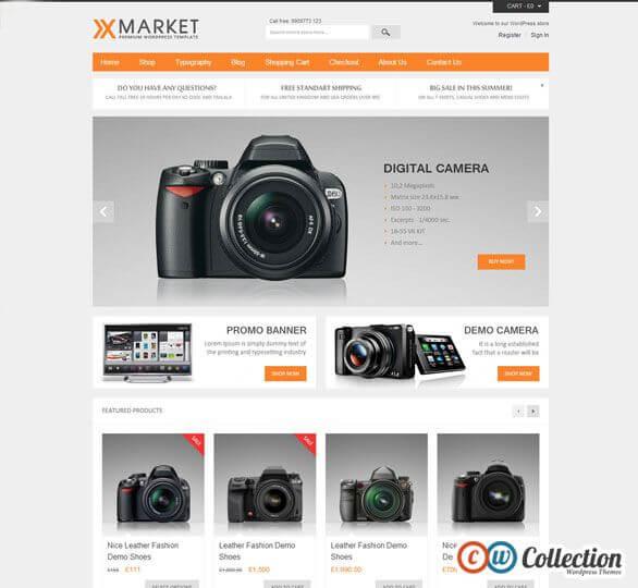 XMartket-Responsive-WordPress-eCommerce-Theme